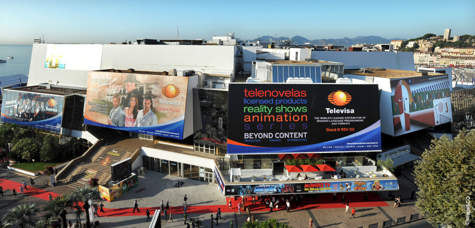 Earthtree attending MIPTV 2013